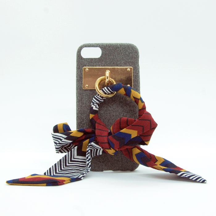 iPhone7 リボン 金具 可愛い おしゃれ 海外 耐衝撃 おもしろ スマホケース ケース カバー アイフォン