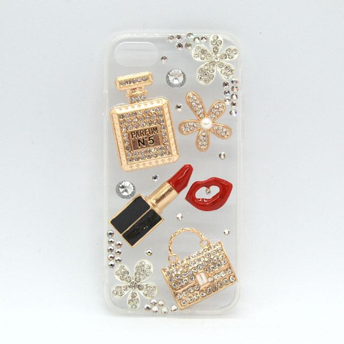 iPhone7/8 キラキラシリコンケース 可愛い おしゃれ 海外 耐衝撃 おもしろ スマホケース ケース カバー アイフォン