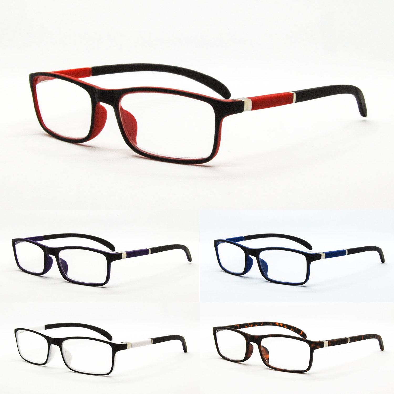 老眼鏡 sg-003 シニアグラス メンズ レディース スクエア型 リーディンググラス